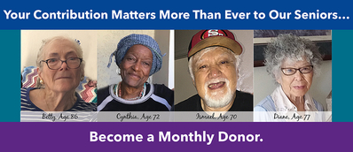 Your Monthly Donation Makes a Difference!