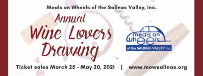 Annual Wine Lovers Drawing Begins