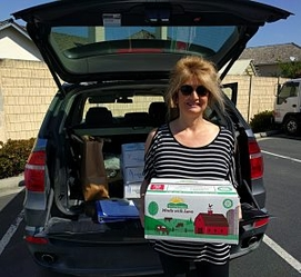 Salinas Program: Volunteer of the Quarter - APR 2017