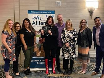 Regina Gage Wins NAMC Award