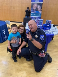 MOWSV Participates in National Night Out Soledad