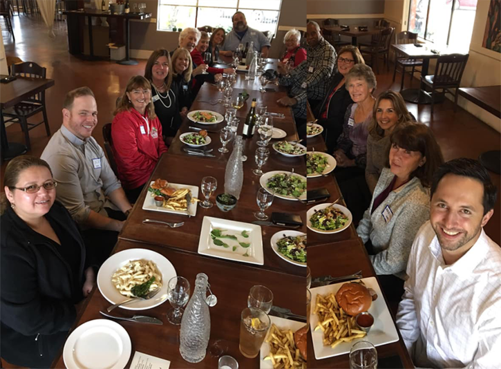 Holiday Lunch 2019 - Rural Volunteers