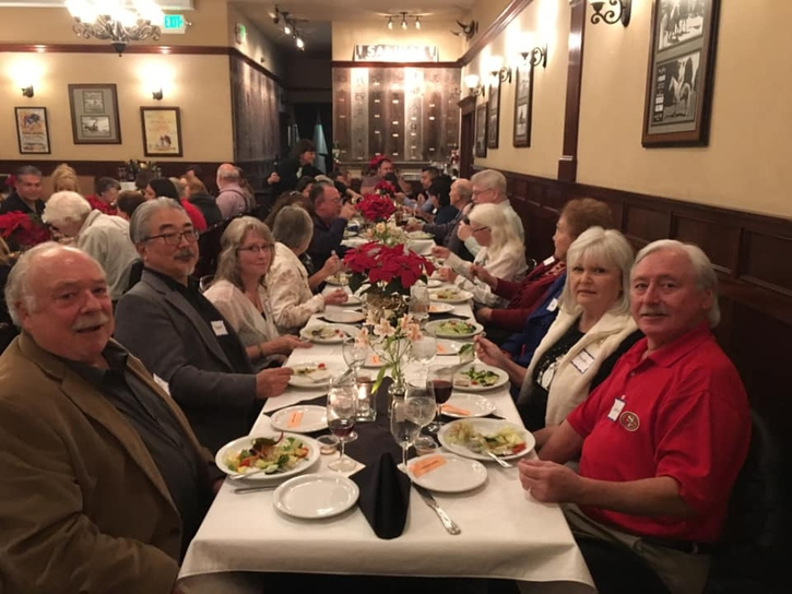 Holiday Party 2019 - Salinas Volunteers
